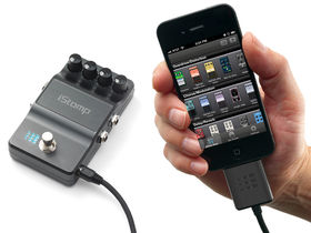 NAMM 2012: Digitech introduces the iStomp iOS-powered effects pedal