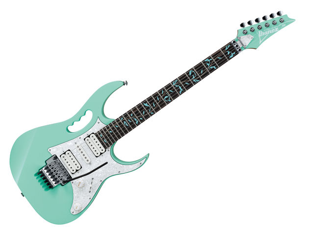 New Ibanez guitars