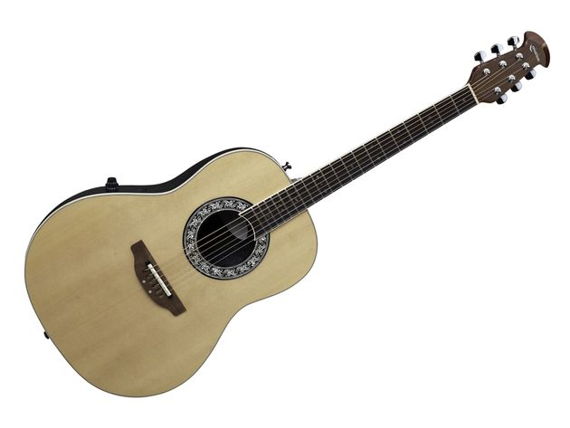 The new 1627VL Artist VL has a traditional non-cutaway body.