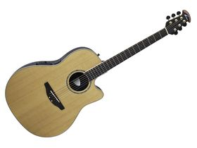 NAMM 2012: Ovation adds two models to Celebrity CC series