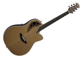 NAMM 2012: Ovation unveils new Elite TX series model