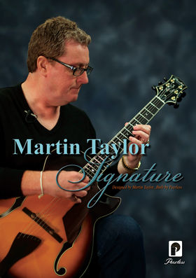 NAMM 2012: Martin Taylor Signature models revealed