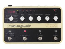 NAMM 2012: Vox DelayLab