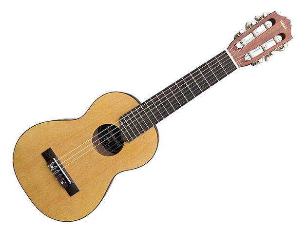 The Guitalele in all its, um, glory
