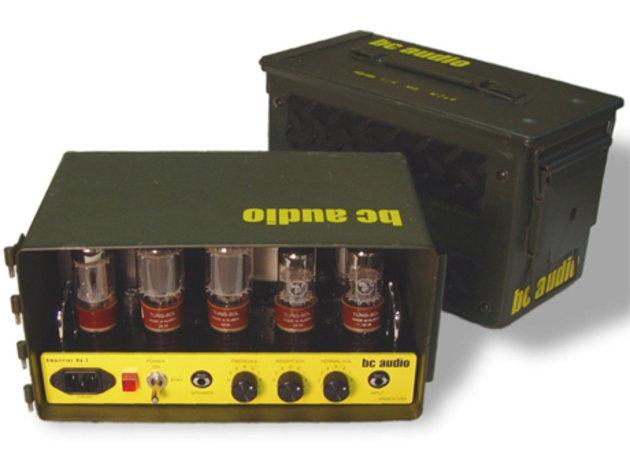 BC audio amp