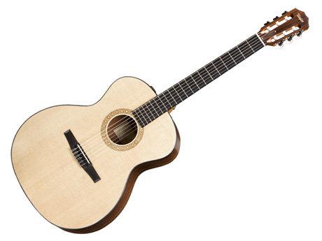 taylor guitars readies new nylon string model guitar news musicradar. Black Bedroom Furniture Sets. Home Design Ideas