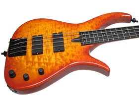 Manson John Paul Jones Signature E-Bass unveiled