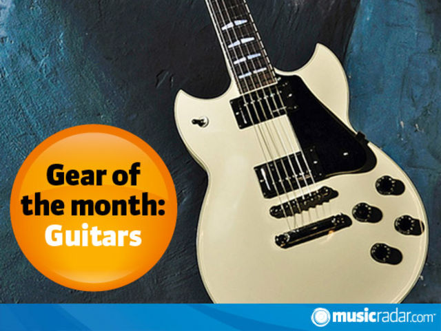 June-July 2010: guitars, amps, effects and software