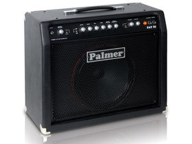 Palmer launches FAT50 tube amps