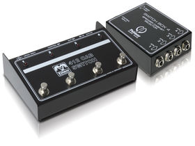Palmer launches PCABSW4X cab selector pedal