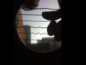 VIDEO: Guitar string oscillations captured with an iPhone 4