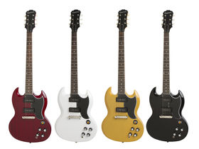 Summer NAMM 2011: New SG Specials from Gibson and Epiphone