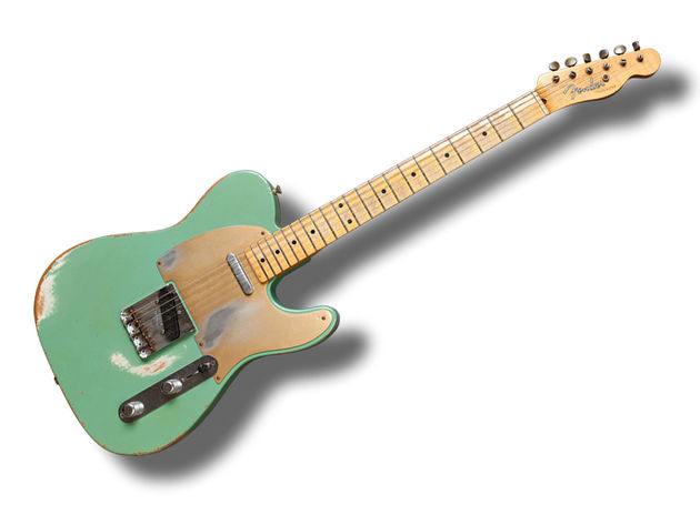 Limited Edition 1959 Heavy Relic Telecaster