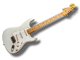 Fender Custom Shop 2012 Limited Edition range