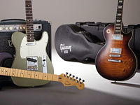 2012 Gibson and Fender American Standards video demo