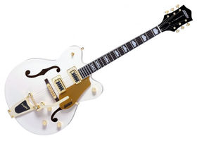 Summer NAMM 2012: 7 new Gretsch Electromatic hollowbody guitars and basses