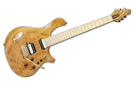 First look: Prototype Waghorn Alex Hutchings guitar