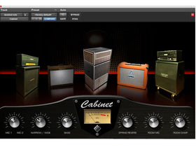 Audio Ease debuts 'Cabinet' virtual guitar speaker cabinet collection
