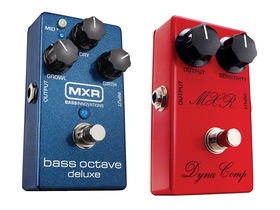 New pedals from MXR