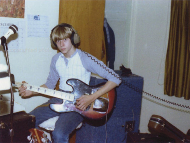 Sears bass kurt cobain