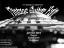 Exeter's first ever Vintage Guitar Fair announced