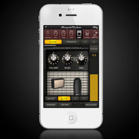 AmpliTube iRig for iPhone: audio demo