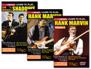 Lick Library releases Hank Marvin guitar tuition DVDs