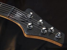 Introducing the Morgan Guitar Works Bird Of Prey