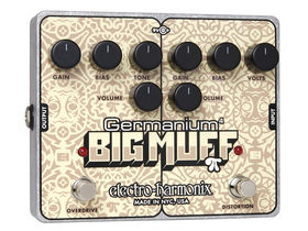 Electro-Harmonix to launch Germanium 4 Big Muff Pi at Summer NAMM 2010