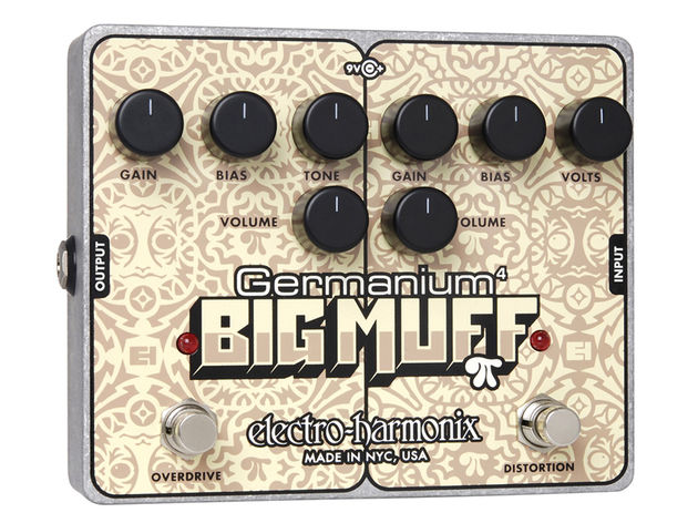 The latest Big Muff will be unveiled at Summer NAMM 2010 in Nashville