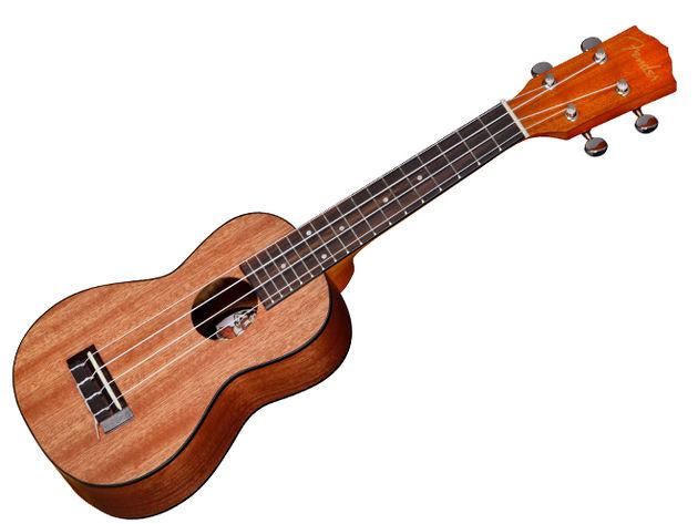 Fender Ukulele U'Uku – Soprano
