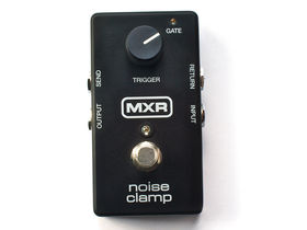 Dunlop announces the MXR Noise Clamp