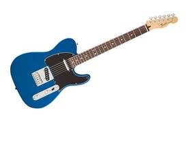 Fender's new Standard Satin finishes
