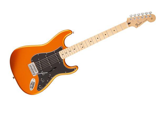 Fender unveils Standard Satins