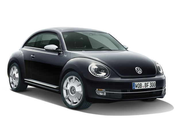 VW Beetle Fender Edition exterior
