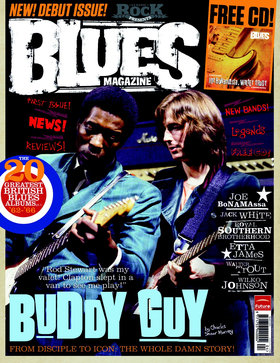Classic rock launches the blues magazine