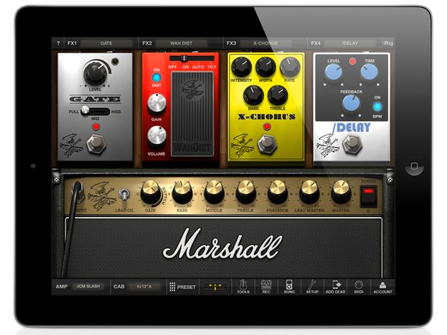 Slash signature tones, now on iOS