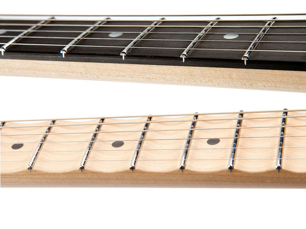Fretboard options