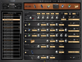 Musikmesse 2010: Line 6 announces free software update for spider guitar amplifiers