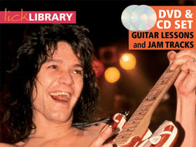 Just like Eddie: DVD tutorials divulge the licks and solos of Eddie Van Halen