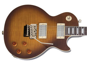 Musikmesse 2010: Epiphone introduces the new Les Paul Plustop PRO/FX