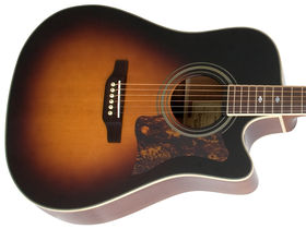 Musikmesse 2010: Epiphone expands Masterbilt line with DR-500MCE acoustic