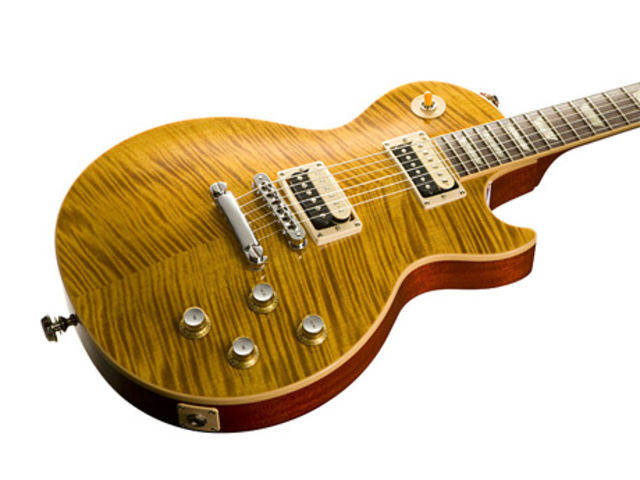 The Slash Appetite Les Paul