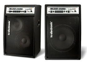 Musikmesse 2010: TC Electronic launches BG500 115 and 210 bass combos