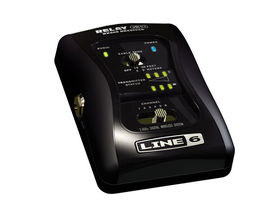 Musikmesse 2010: Line 6 announces Relay ™ RXS06 wireless receiver and TBP06 wireless transmitter