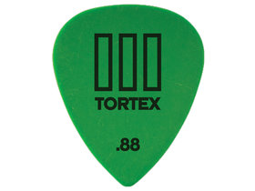 Dunlop tortex tiii guitar pick