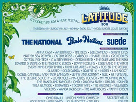 Latitude Festival 2011 headliners announced