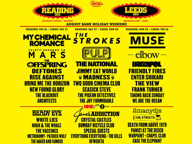Confirmed acts...