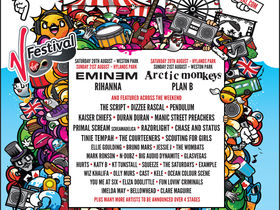 V Festival 2011 headliners announced