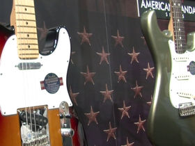 Musikmesse 2012 video: Fender American Standard Series 2012